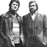 Des Warren and Ricky Tomlinson