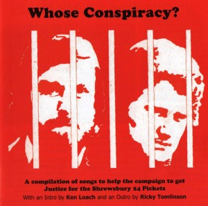 Whose Conspiracy? CD Cover