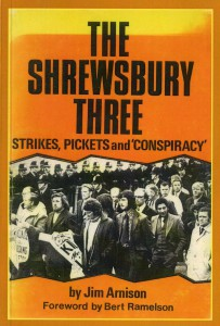 The Shrewsbury Three Cover