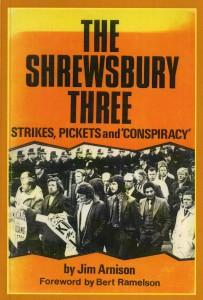 The Shrewsbury Three Cover