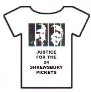 Shrewsbury 24 Picket T-shirt