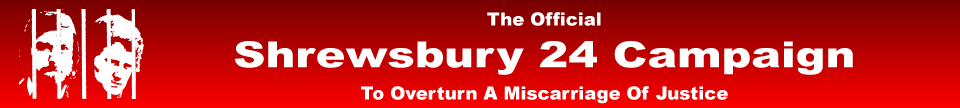 The Official Shrewsbury 24 Campaign