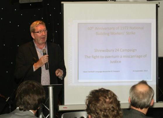 Len McCluskey, General Secretary, Unite