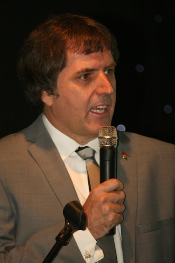 Steve Rotherham MP for Liverpool, Walton and UCATT member.