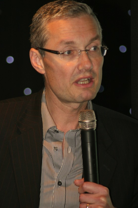 Paul Brant deputy Leader Liverpool City Council