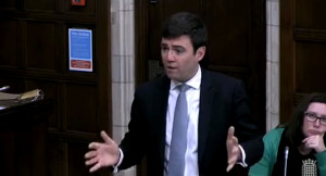 Andy Burnham MP, Shadow Home Secretary